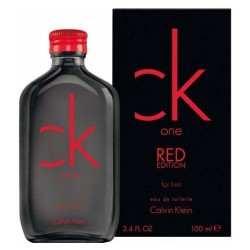 Calvin Klein One Red 100 ml for Men