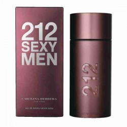 Carolina Herrera 212 Sexy 100 ml for men