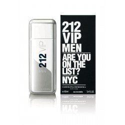 Carolina Herrera 212 VIP Men 100 ml for men
