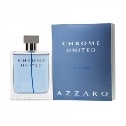 Azzaro Chrome United 100 ml for men perfume