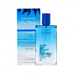 Davidoff Cool water Exotic Summer 125 ml for men
