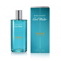 Davidoff Cool water wave 100 ml for men - Outer Box Damaged