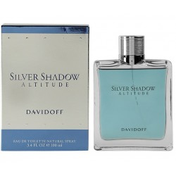 Davidoff Silver Shadow Altitude 100 ml for men - Outer Box Damaged