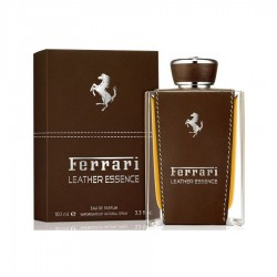 Ferrari Leather Essence 100 ml for men perfume