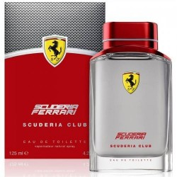Ferrari Scuderia Club 125 ml for men perfume