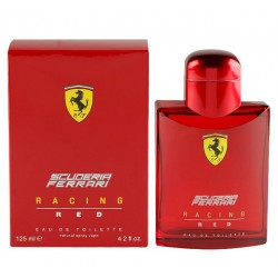 Ferrari Scuderia Racing Red 125 ml for men