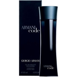 Giorgio Armani Code 125 ml for men