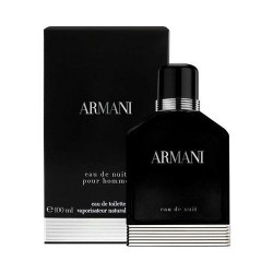 Giorgio Armani Eau de Nuit 100 ml for men perfume