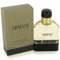 Giorgio Armani Pour Homme 100 ml for men - Outer Box Damaged