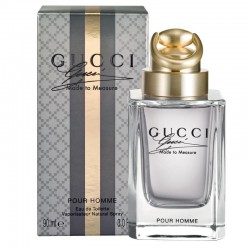 Gucci Made to Measure 90 ml for men - Outer Box Damaged