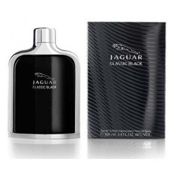 Jaguar Classic Black 100 ml for men perfume