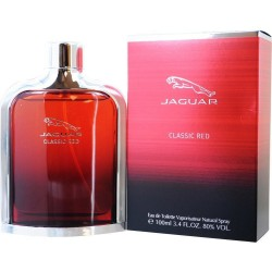 Jaguar Classic Red 100 ml for men - Outer Box Damaged perfume