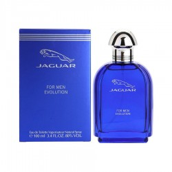 Jaguar Evolution 100 ml for men perfume