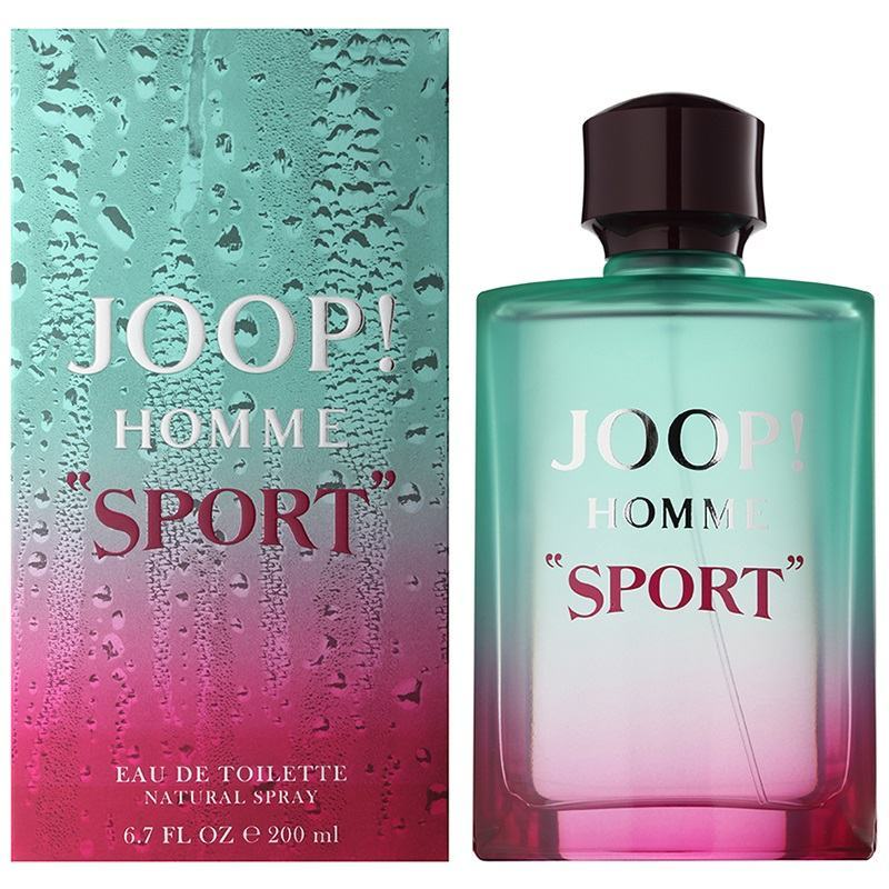 sports shoes speical offer detailing Joop Homme Sport 200 ml for men perfume