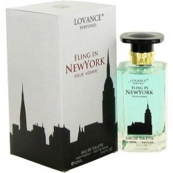 Lovance Filing in New York 100 ml  men edt