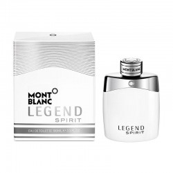 Mont Blanc Legend spirit 100 ml for men perfume