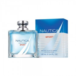 Nautica Voyage Sport 100 ml for men perfume