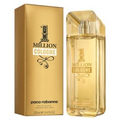 Paco Rabanne 1 Million 125 ml for men cologne - Outer Box Damaged