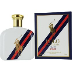 Ralph Lauren Polo Blue Sport 125 ml for men perfume