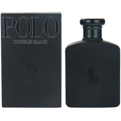 Ralph Lauren Polo Double Black 125 ml for men