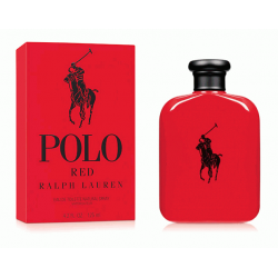 Ralph Lauren Polo Red 125 ml for men perfume