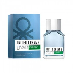 United Dreams Go Far 100 ml for men - Outer Box Damaged perfume