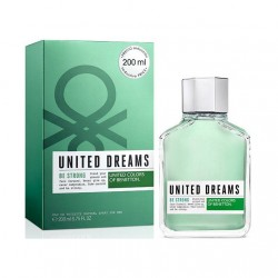 United Dreams Be Strong 200 ml for men