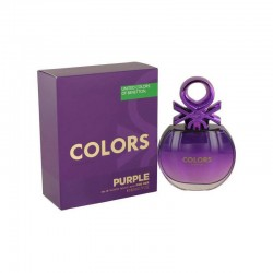 United Colors of Benetton Purple 80 ml for women