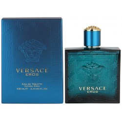 Versace Eros 100 ml for men perfume