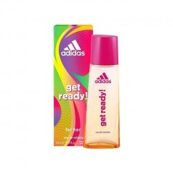 Adidas Get Ready 50 ml EDT for women perfume