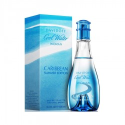 Davidoff Cool water Caribbean Summer Edition 100 ml for women perfume