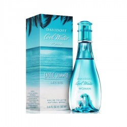 Davidoff Cool water Exotic Summer Limited Edition 100 ml for women