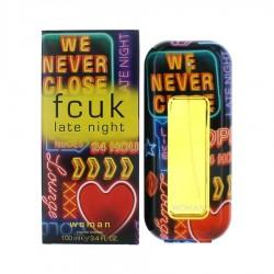 FCUK Late Night 100 ml for women