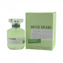 United Dreams Live Free 80 ml for women perfume