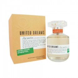 United Dreams Stay Positive 80 ml for women