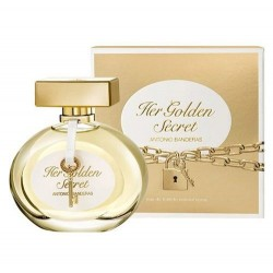 Antonio Banderas  The Golden Secret 100 ml Edt for women
