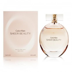 Calvin Klein Sheer Beauty 100 ml for women - Outer Box Damaged