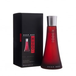 Hugo Boss  Deep Red 90 ml for women - Outer Box Damaged perfume