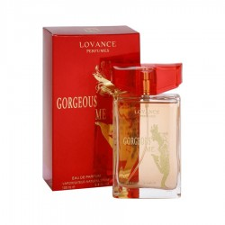 Lovance GORGEOUS ME 100ML women eau de parfum (edp) perfume