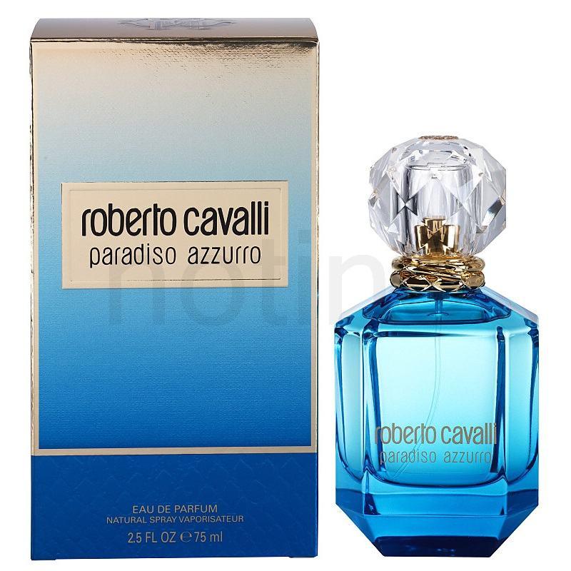 Roberto Cavalli Paradiso Azzurro 75 ml for women - Tester perfume dd85c54619