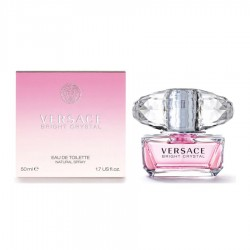 Versace Bright Crystal 50 ml for women perfume